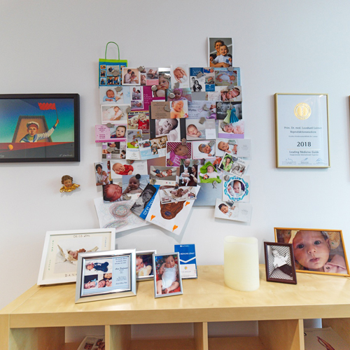 Kinderwunschklinik Erfolge