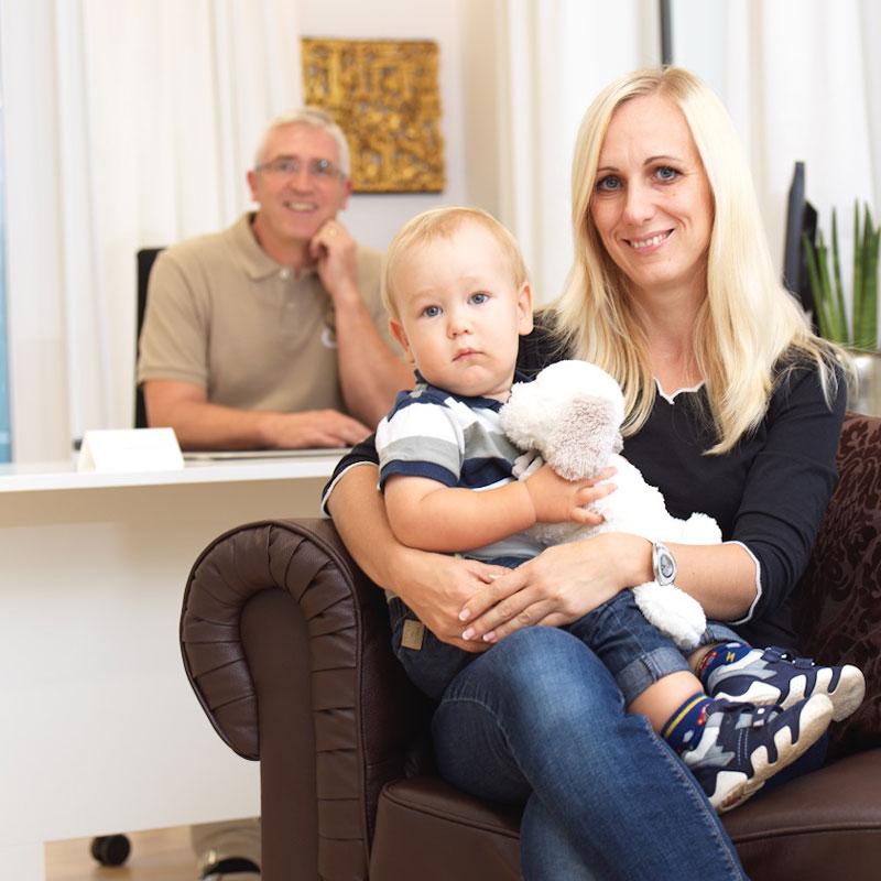 Unerfüllter Kinderwunsch - Praxis Dr. med. Loimer