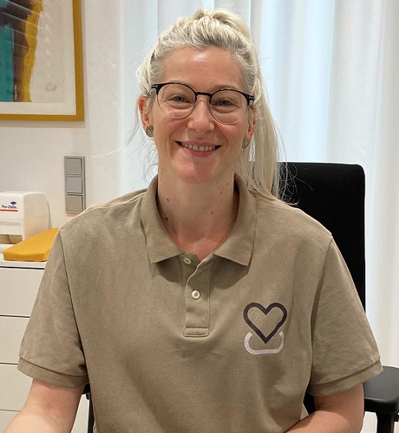 Frau Kollmann - Mitarbeiter Kinderwunsch Institut Dr. Loimer Linz
